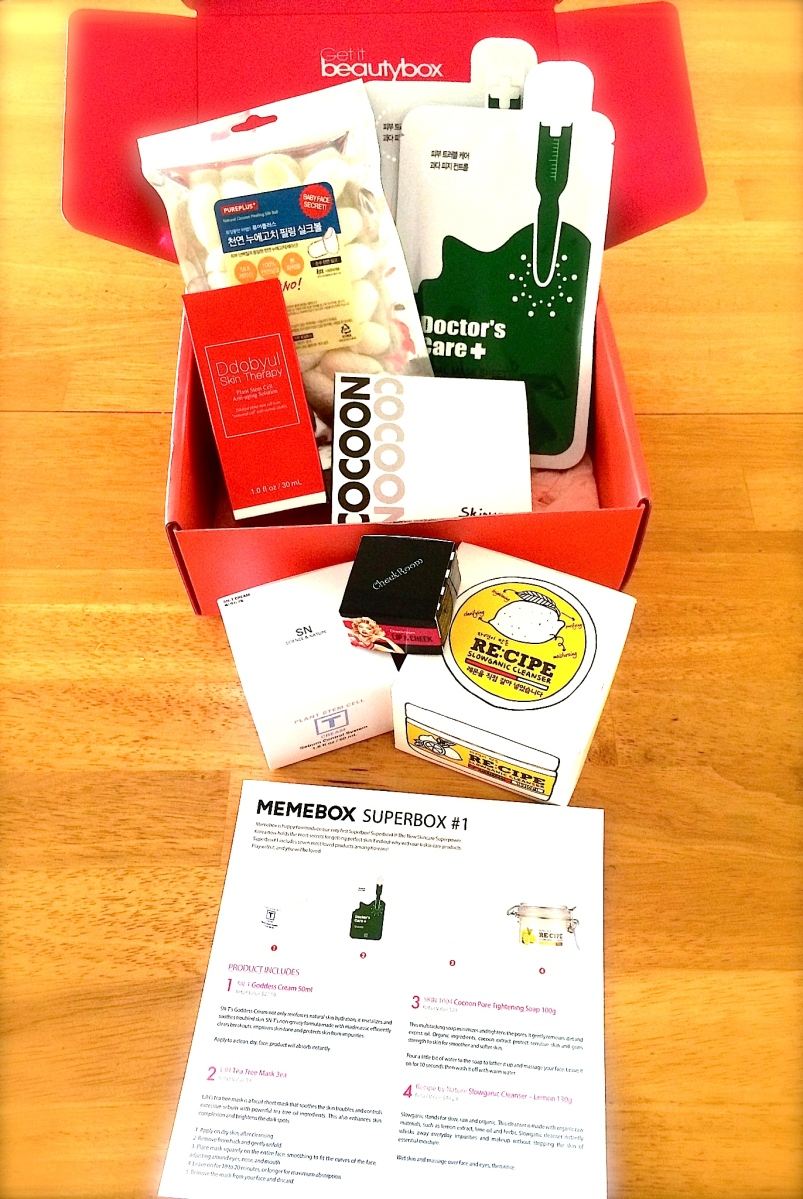Memebox Superbox 1